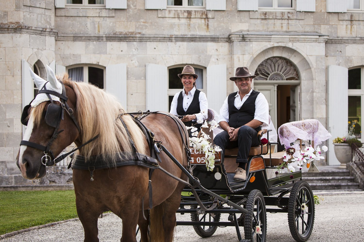 Picturesque Fairytale Chateau - French Wedding Venues